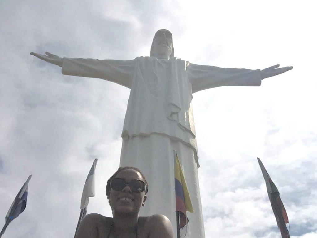 Cristo Rey Statue, Cali