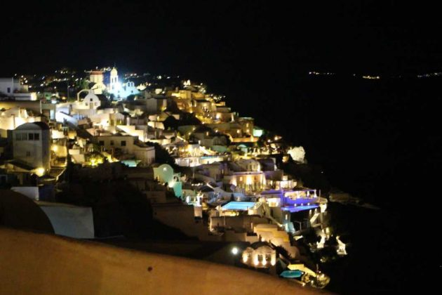 Enchanted Santorini Evenings