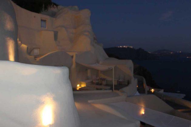 Mystique Hotel Private Balcony