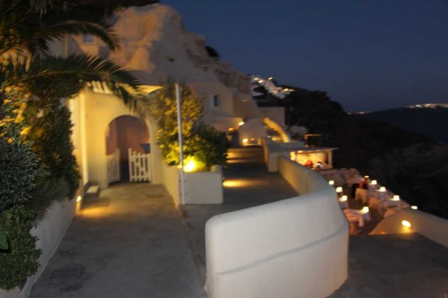 Mystique Hotel Spa: Santorini, Greece