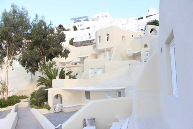 Mystique, Luxury Hotel in Santorini, Greece