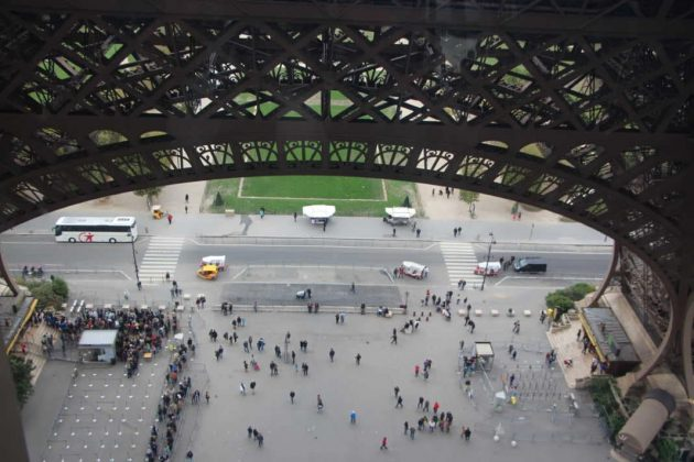 Touring Eiffel