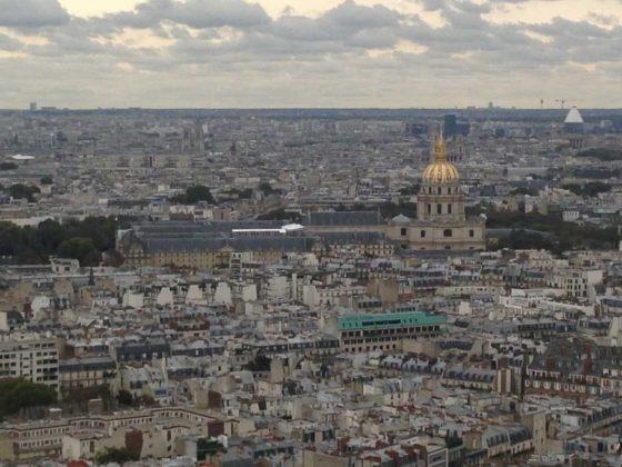 Touring Eiffel: Dôme des Invalides