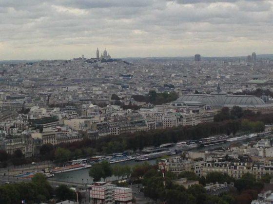 Touring Eiffel - Montmartre & Sacré-Coeur