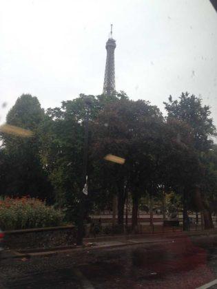 Touring Eiffel Tower