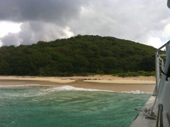 US Virgin Islands, Buck Island