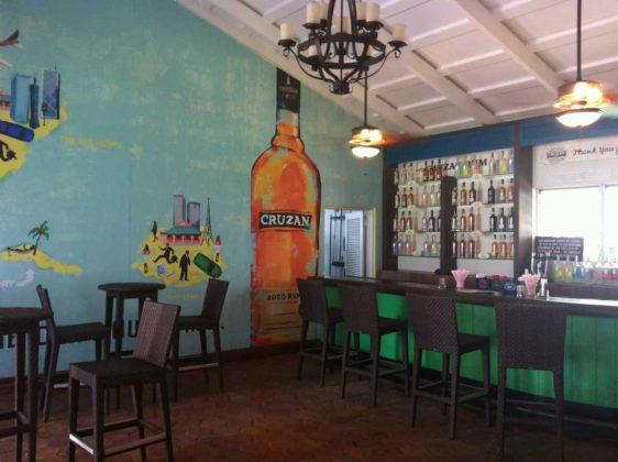 US Virgin Islands, St. Croix Cruzan Rum Distillery
