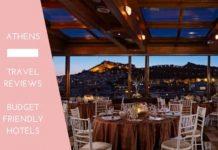 Crowne Plaza Athens • Ambrosia Restaurant