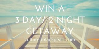 Cultured Black Pearl Travel Giveaway