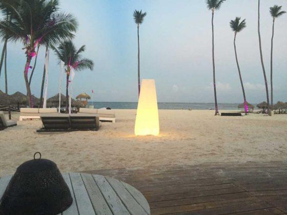 Beach @ The Reserve • Punta Cana