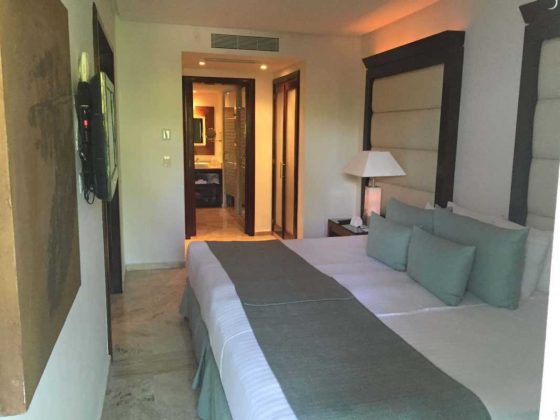 Paradisus Hotel, Punta Cana Dominican Republic