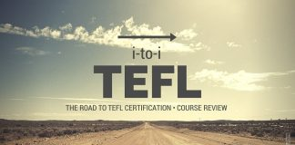 i-to-i TEFL certification • course review