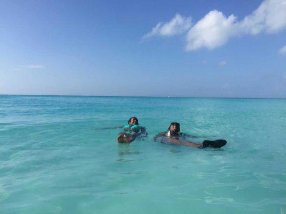 Iguana Bay Island Turks and Caicos
