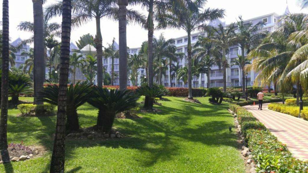 Riu Ocho Rios Hotel Grounds