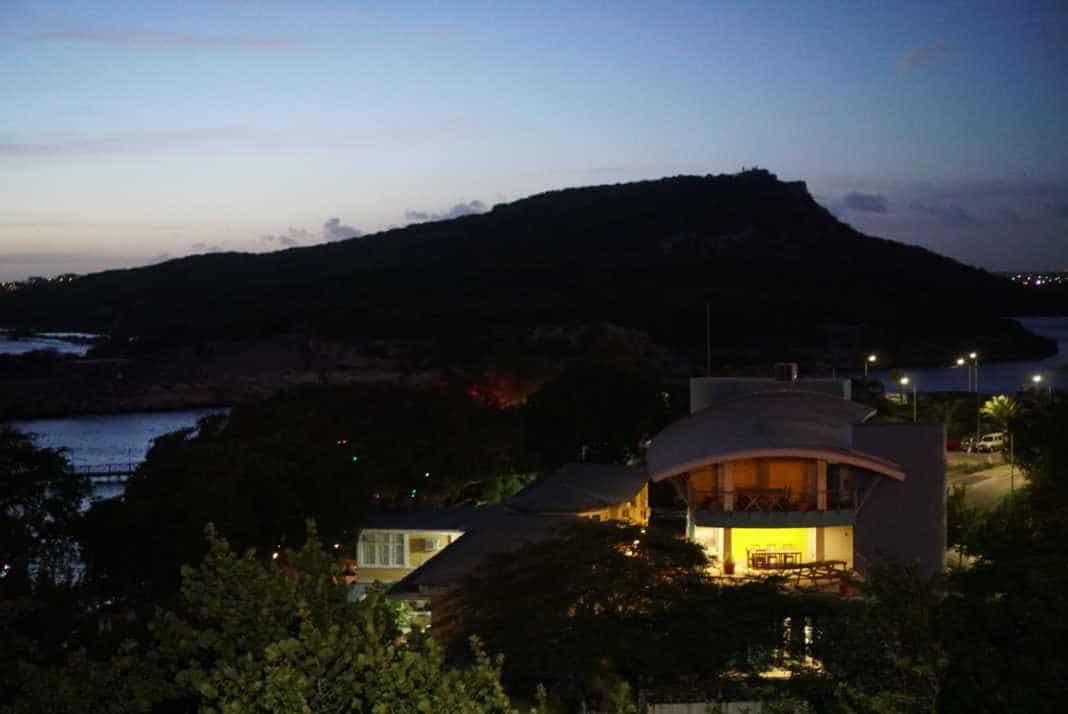 Curacao Hillside