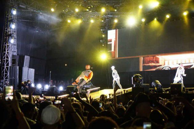 Chris Brown Performing • North Sea Jazz Festival