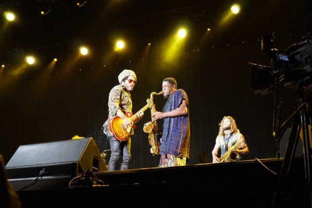 Lenny Kravitz, Harold (Horn Section)