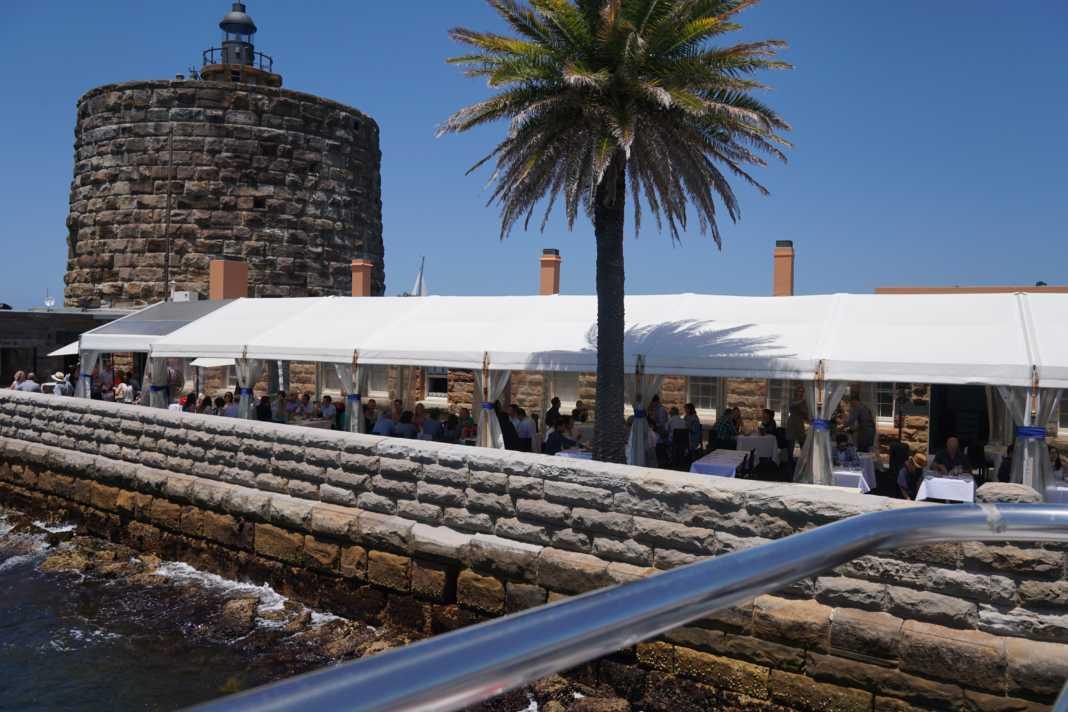 Fort Denison Sydney