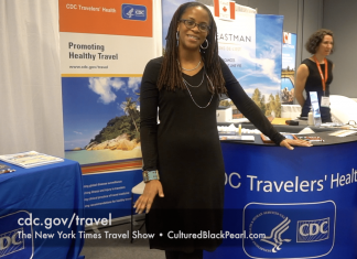 CDC Promotes Healthy Travel