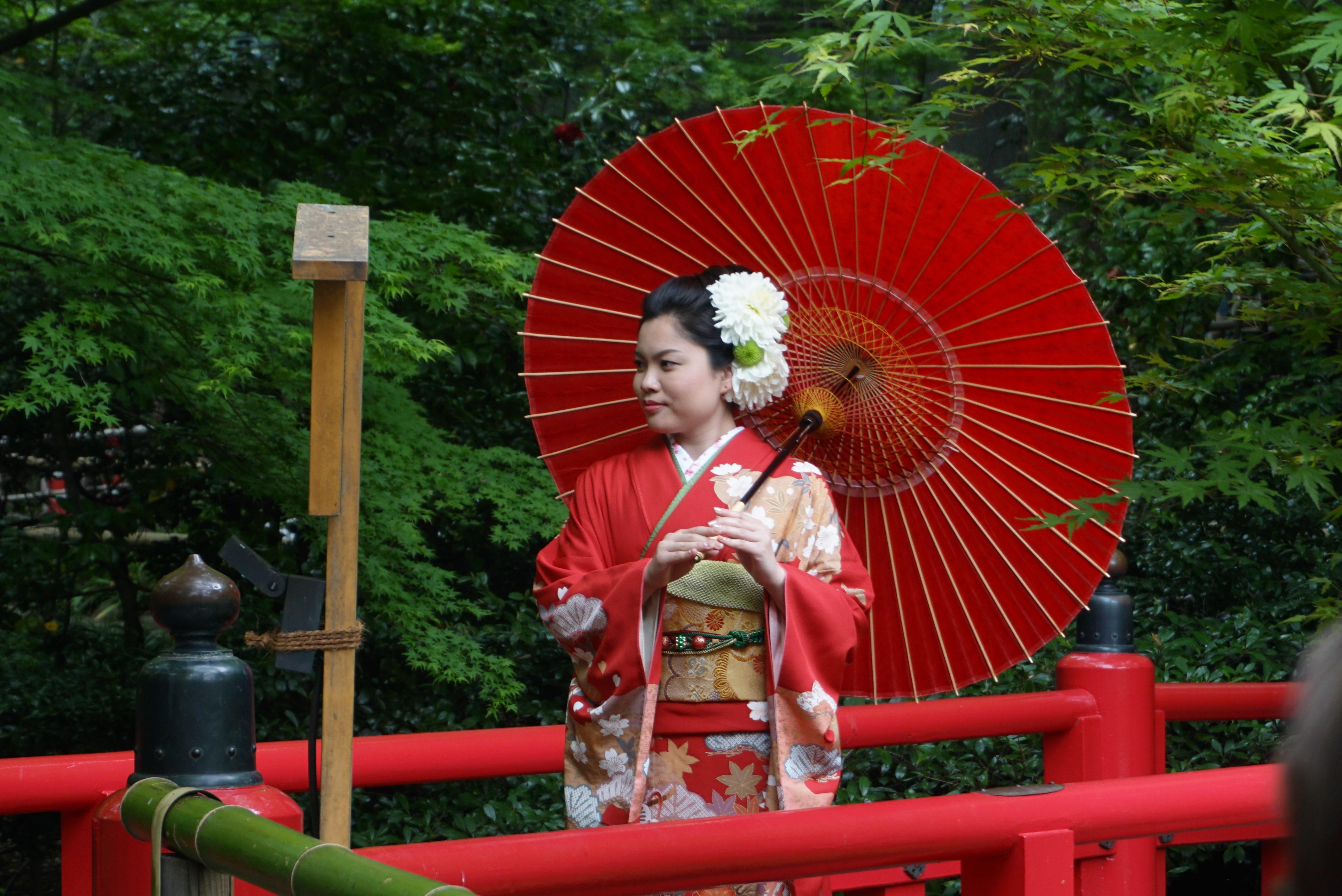 Hotel Chinzanso Tokyo Kimono