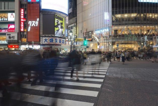 Pedestrian Scramble - Go!