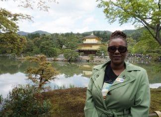 kyoto gold pavilion