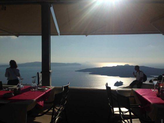 Sunsets & Strolls: Santorini, Greece