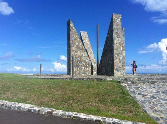 Millennium Monument Sundial, St. Croix