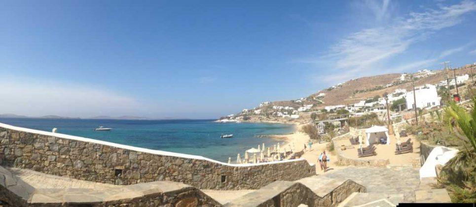 Mykonos Grand Hotel and Resort, Beach