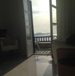 Mykonos Grand Hotel Ocean View Room