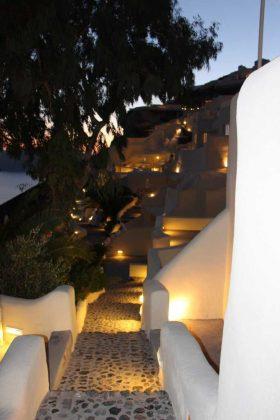 Mystique Hotel Stone Steps