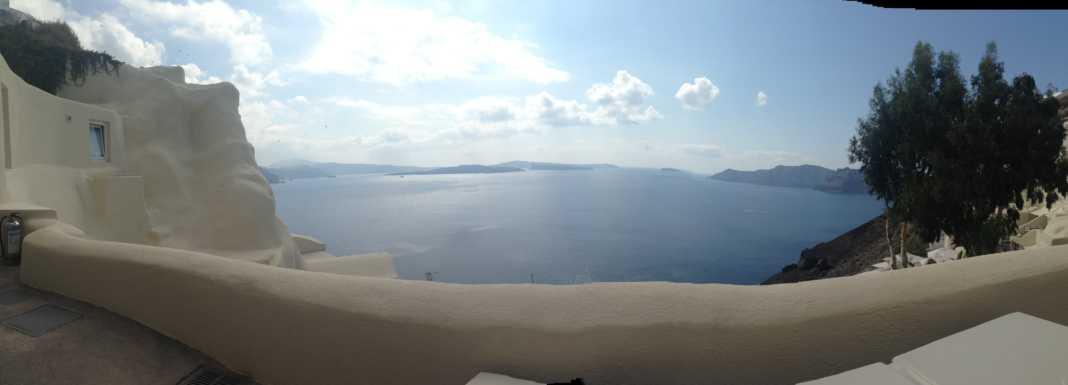 Mystique Luxury Hotel in Santorini Greece