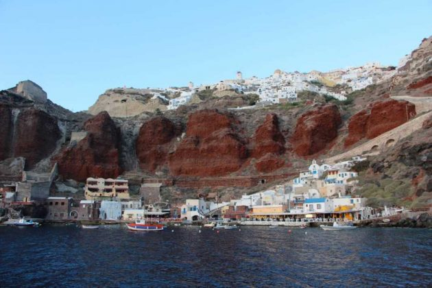Red Mountains, Greece