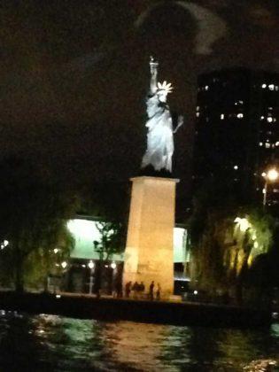 Statue of Liberty - Paris layover