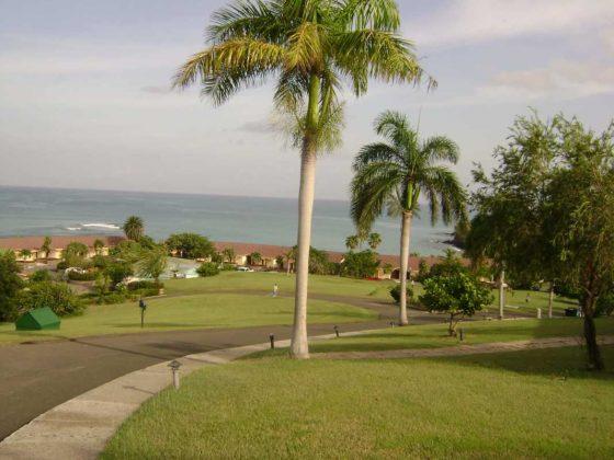 The Buccaneer, Resort Grounds