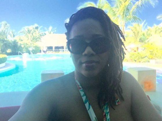 Cultured Black Pearl Dominican Republic