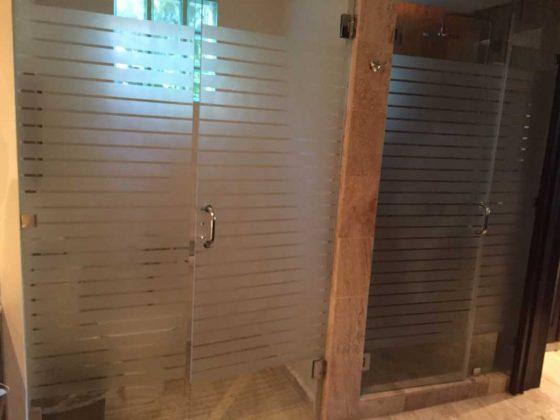 Shower, Paradisus Hotel