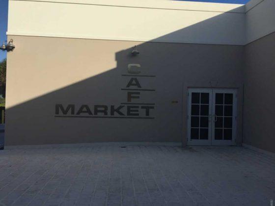 Cafe Market, Turks and Caicos