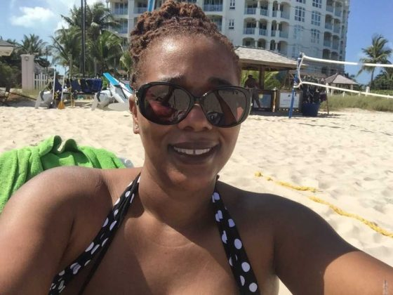 Cultured Black Pearl •Grace Bay Beach