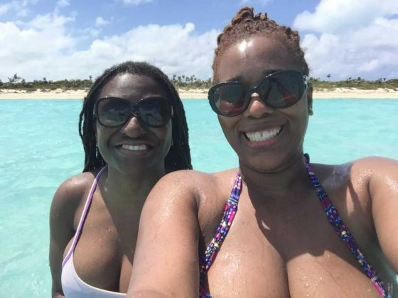 Cultured Black Pearl in Turks and Caicos