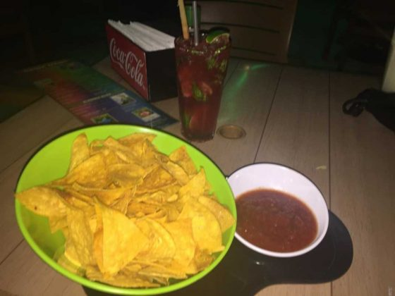 Danny Bouy's Chips and Salsa