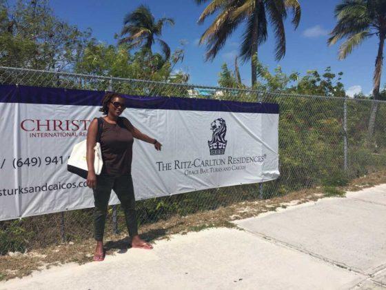 Future Home Ritz Carlton Turks and Caicos