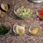 roasted eggplant ingredients