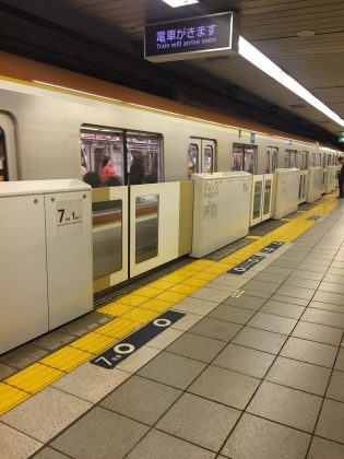 Local Tokyo Trains